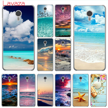 Clear Sea Sky Sandy beach Hard Phone Cover Case Meizu U10 U20 Pro 6 M2 M3 M3S M5 M5S Mini & Note - BEST phone case store