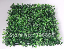 UV Protected style artificial plastic boxwood mat for outdoor decoration use(China)