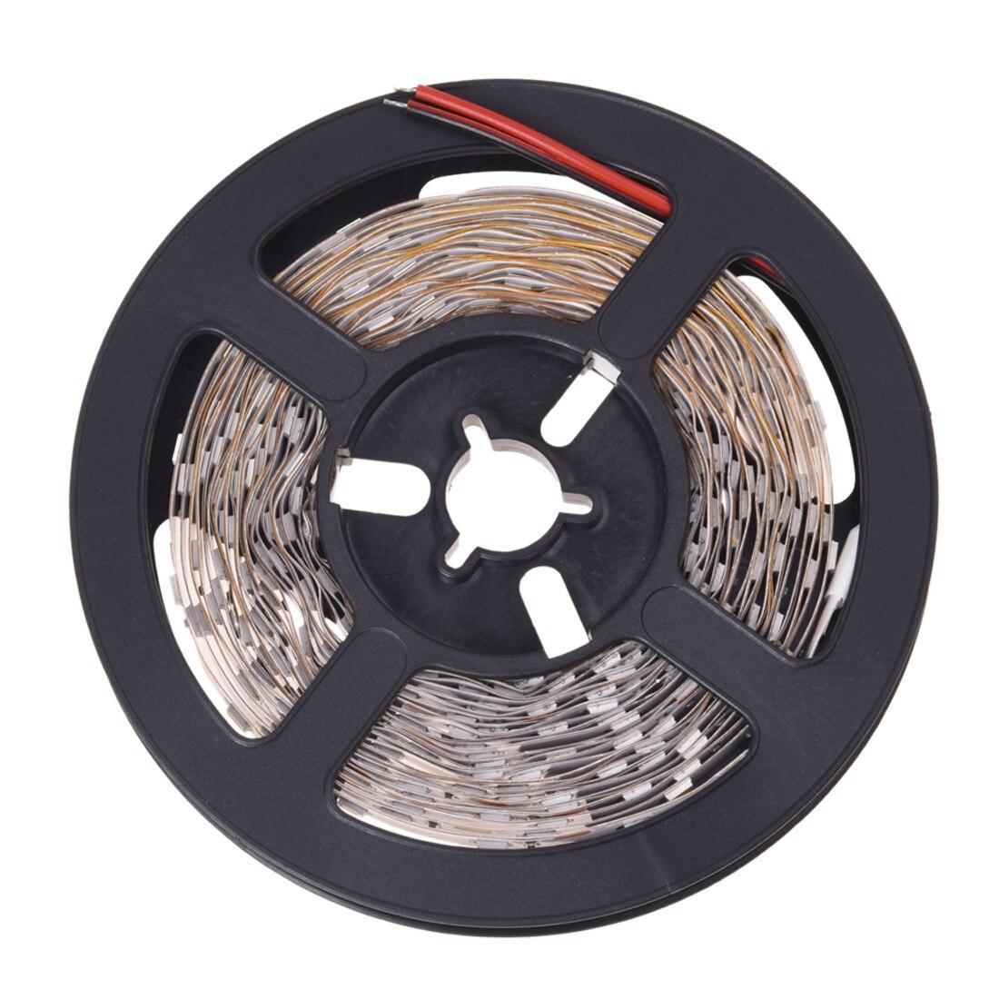 opoway flexible led strip light 300 led smd warm white 3100k led ribbon 5 meter or 16 feet12 volt 24 watt