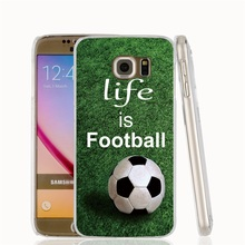 00841 football is life cell phone case cover for Samsung Galaxy S7 edge PLUS S6 S5 S4 S3 MINI