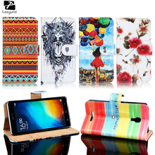 TAOYUNXI PU Leather Flip Case Cover For Alcatel OneTouch One Touch Pop Star 3G 5022 OT5022 5022X 5022D OT-5022 5022E Bag Case