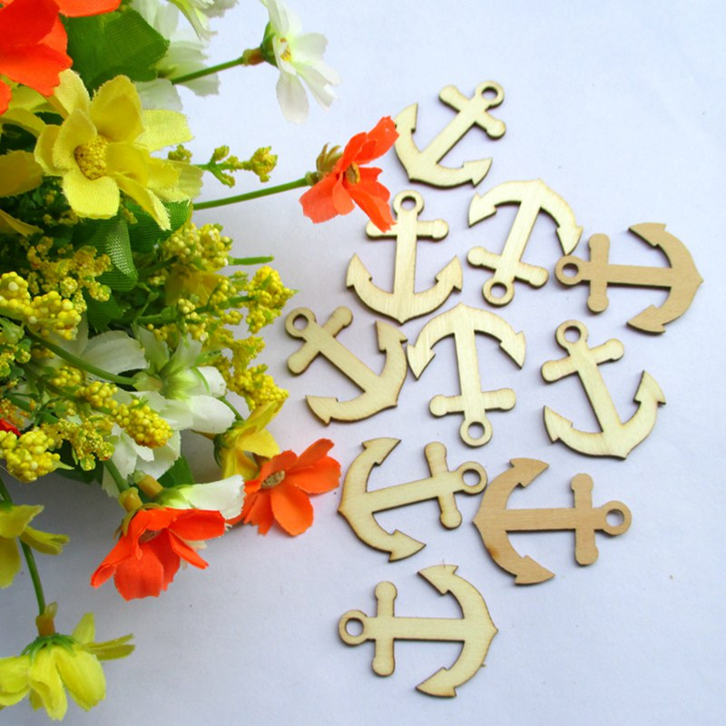 Holzhandwerk 100 Stück DIY Hochzeit Blume Stück Sammelalbum Rustikal Tabelle