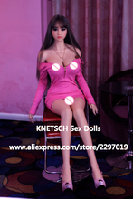 KNETSCH New 148cm full silicone big breast sex doll for men Japanese lifelike adult love doll real oral anal vagina sexy toy