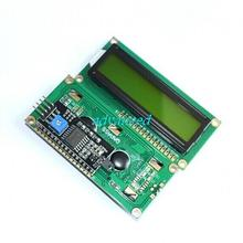 Special promotions !!!! LCD module Green screen IIC/I2C 1602 for arduino 1602 LCD UNO r3 mega2560
