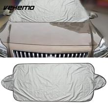 Car Windscreen Heat Sun Shade Anti Snow Frost Ice Dust Shield Cover Protector(China)