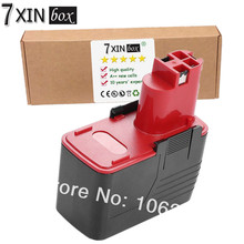 7XINbox 14.4V 2000mAh Battery For BOSCH 2 607 335 210 GSB 14.4 VE-2 3650K 3615K 3612 3610-K10 26156801 BH 1454 BAT 015 GSB(China)