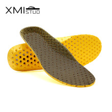 XMISTUO Orthotic Arch Support Shoe Pad Soccer Sport Running Active carbon military training Basketball Insoles Insert Cushion(China)