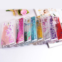 Buy Fashion Glitter Bling Colorful Dynamic Sand Quicksand Star Liquid Hard Back Case Samsung A5/7 2015/7 S4/5/6/8 S8plus for $1.45 in AliExpress store