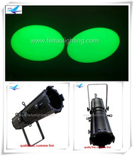 2xlot Stage theater lighting gobo projector profile zoom spot 200w LED Leko Ellipsoidal Zoom