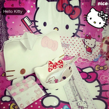 Hello KITTY Winnie the Pooh Home Car Tissue Case Box Container Towel Napkin Papers BAG Holder BOX Case PouchFree Shiiping