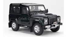 Car Model for Green 1/18 Rover Defender 90 Kyosho Diecast Alloy Model Car Diecast Miniature Model Children Toys Hot Gifts