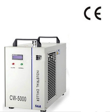 co2 laser tube water chiller CW5000 for cooling industrial water chiller 50/60HZ Co2 laser chiller cw5000