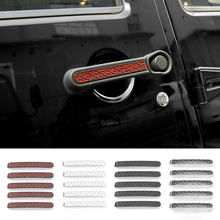 Buy MOPAI ABS Car Exterior Decoration Accessories Door Handles Cover Trim Sticker Fit Jeep Wrangler 2007 Car Styling for $21.58 in AliExpress store
