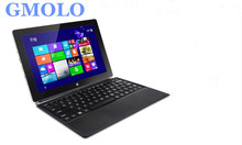 10inch touch screen mini netbook laptop 2GB 32GB EMMC Z8350 quad core 4 threads bluetooth WIF dual cameras Windows 10 notebook(China)