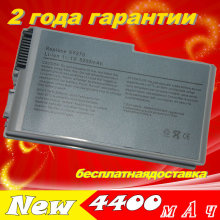 JIGU New Laptop battery For dell Latitude D500 D530 D600 D505 D520 D610 D510 Precision M20 For Inspiron 500m 505M 600m 510m