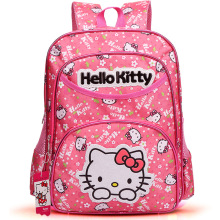 Hello Kitty Backpacks Plush Cartoon Toy Backpack Girl Character School Bag Kids Mochila Infantil Bag