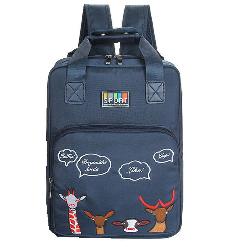 2017 Cartoon Laptop Backpack High Quality Nylon Backpacks School Bags for Girls Rucksack Women Should Bag Mochila Schoolbag<br><br>Aliexpress