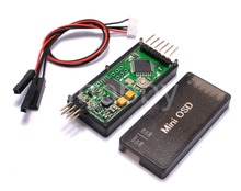 On Screen Display Ardupilot Mega Mini OSD Rev. 1.1 OSD DIY drones PX4 PIXHAWK 2.4.6 with Case