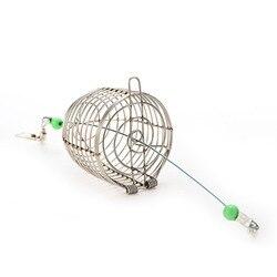Рыболовная кормушка из нержавеющей стали