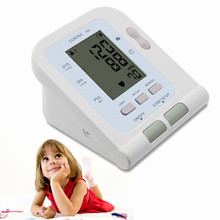 *For Child* CONTEC08C Electronic Automatic Arm NIBP Blood Pressure Monitor For Home&Hospital Child Cuff + Child SPO2 Probe+SW(China)