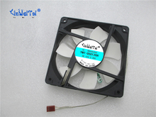 CPU Laptop Cooling Fan FOR CMP-FAN50TEXT 12V 0.5A 12025 12X12X2.5CM Speed control light CPU cooling fan