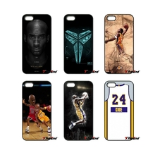 Top Basketball Superstar Kobe Bryant 24 Logo Case For Samsung Galaxy Note 2 3 4 5 S2 S3 S4 S5 MINI S6 S7 edge Active S8 Plus(China)
