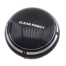 Automatic USB Rechargeable Smart Robot Vacuum Floor Cleaner Sweeping Suction Jun15 Professional Factory price Drop Shipping(China)