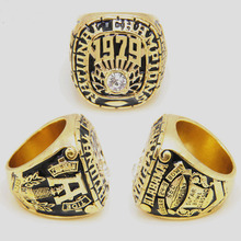 Free Shipping New Sport Ring Alabama Crimson Tide 1979 National Championship Ring Replica Men Ring