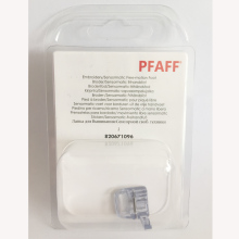 Pfaff Sensormatic Embroidery Free-Motion Foot 820671096(China)