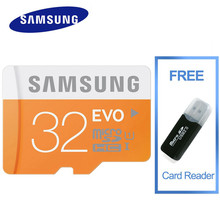 Original SAMSUNG 100mb/s microsd memory card Class 10 32GB SD Micro sd Card C10 16GB 64GB SDHC UHS-I TF Trans Flash Mikro Card