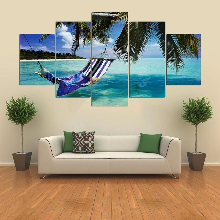 5-Pieces-canvas-art-the-Beautiful-sea-view-scenery-landscape-modular-picture-canvas-painting-for-living (1)