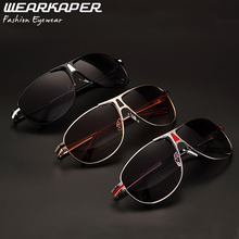 WEARKAPER Bifocal Reading Glasses Fashion Men and Women Presbyopia Glasses sunglasses