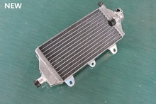 high performance Right side aluminum alloy radiator for Yamaha YZ250F YZ 250 F 4-stroke 2014 2015