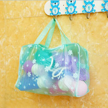 1 pcs 5 Colors Health&Beauty Cosmetic Bag Wash Case Toiletry Organizer Travel Makeup Totes Waterproof Portable Storage Bags(China)