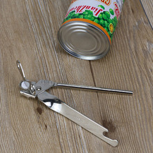 Stainless Steel Can Tin Bottle Food Opener Kitchen Practical Heavy Duty Classic Food Tin Can Bottle Opener Kitchen Tools