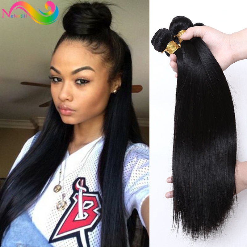 Raw Indian Straight Ms Co Co Hair Products 3 Bundles Deals Sunny Queen Hair Unprocessed 8A Straight Annabelle Hair Free Shipping<br><br>Aliexpress