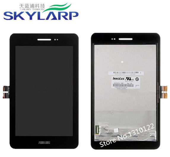 LCD Module With Digitizer Touch Screen Replacement for Asus ME7510 - Black - With Logo<br><br>Aliexpress