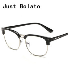New Fashion Tom Original Eyeglasses Frames Men Brand Eyeglasses Black Frame With Glasses Computer Eye Glasses For Women