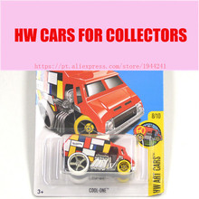 2017 New Hot Wheels 1:64 Red Cool One Car Models Metal Diecast Car Collection Kids Toys Vehicle Juguetes Models(China)