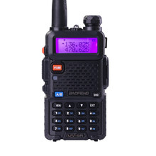 BaoFeng UV-5R Walkie Talkie Professional CB Radio Baofeng UV5R Transceiver 128CH 5W VHF&UHF Handheld UV-5R For Hunting Talkie(China)
