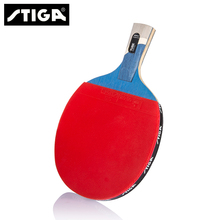 Stiga table tennis ball the five-star 's ppq table tennis ball Ping Pong Paddle Long/Short Handle Table Tennis Racket(China)