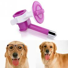 Automatic Pet Water Dispenser Food Stand Feeder Plastic Dog Cat Drinking Fountain Food Dish Pet Bowl(China)