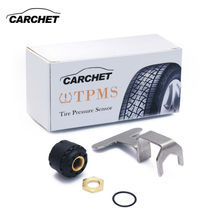 CARCHET One Piece TMPS Sensor for Carchet Brand Only Replacement Parts Tire Pressure Monitoring Sensor for Auto Car TMPS Sensor(China)