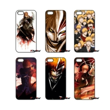 For Huawei Ascend P6 P7 P8 P9 P10 Lite Plus 2017 Honor 5C 6 4X 5X Mate 8 7 9 Bleach Kurosaki Ichigo Print Cell phone case Cover(China)