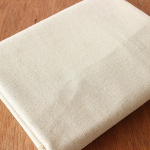50x150cm Cotton Solid Beige Fabric Cloth DIY Handmade Sewing Patchwork Sofa Pillow Cover Curtain Tablecloth Kids Doll Bag