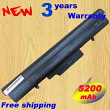 14.4V 5200mAh 8 Cells Rechargeable Laptop Battery for Notebook HP Compaq 510 530 free shipping