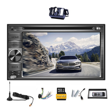 Auto Logo In Deck Autoradio GPS Map Car DVD System CD TV Navigator AMP win8 Stereo PC Double Din Radio iPod SD MP3(China)