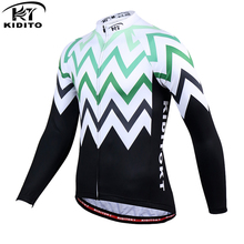 Buy KIDITOKT Walton 2017 Long Sleeve Cycling Jersey Mans MTB Cycling Clothing Bicycle Ropa Maillot Ciclismo Bike Clothes Sportswear for $17.99 in AliExpress store