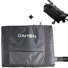 "20pcs/lot Whole Sale DAHON Cycling bicycle Folding Bike Carrier Bag Carry Bag 14""-20"" + Pouch"