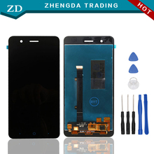 For ZTE Blade A510 LCD Display+Touch Screen Original Screen Digitizer Assembly Replacement For ZTE Blade A510 Cell Phone+Tools